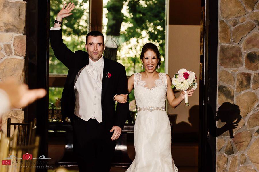 Beautiful #patsysbride Cynthia on her wedding day #bride #patsysbridal #wedding #weddingday