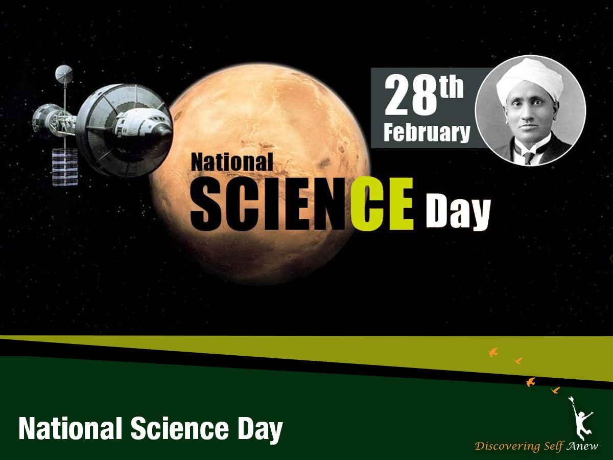#NationalScienceDay