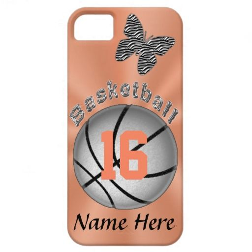 Pretty IPhone Basketball Cases, Older To Newest Case-Mate