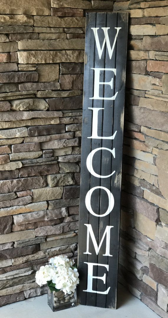 Welcome Sign Front Porch Welcome Sign Outdoor Welcome Sign Etsy Porch Welcome Sign Outdoor Welcome Sign Wooden Welcome Signs