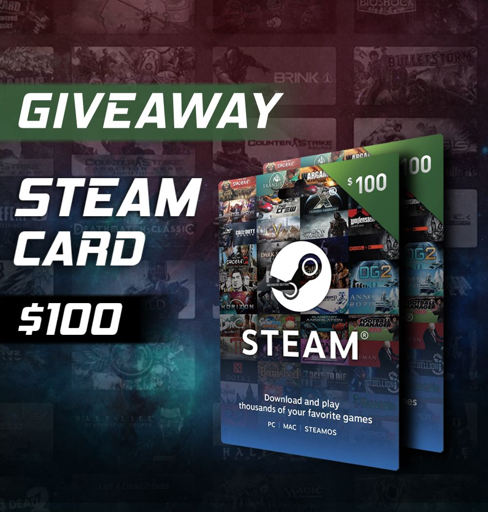 Beat esports 100 steam wallet giveaway this promotion