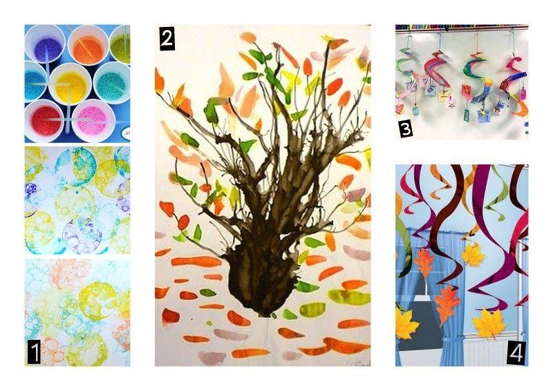 bricolage vent 10 petits doigts saisons pinterest art arts visuels et art plastique. Black Bedroom Furniture Sets. Home Design Ideas