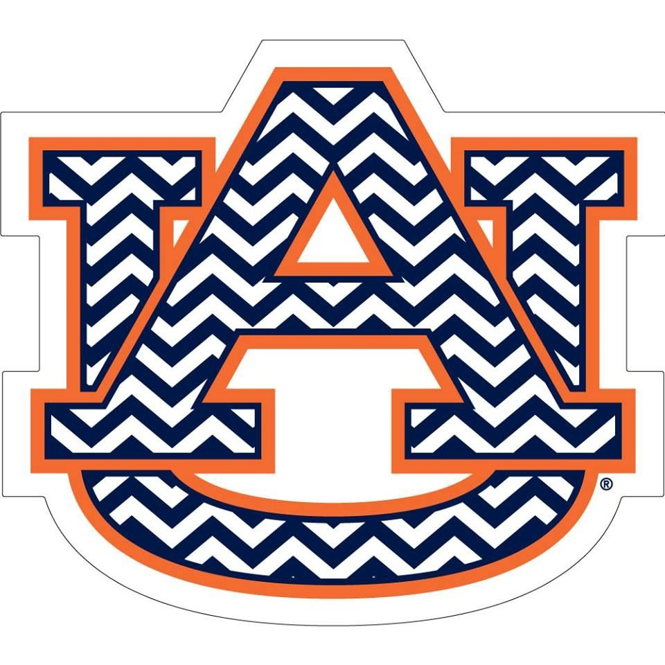 Auburn + Chevron= AUsome! | WAR damn EAGLE!!! | Pinterest ...