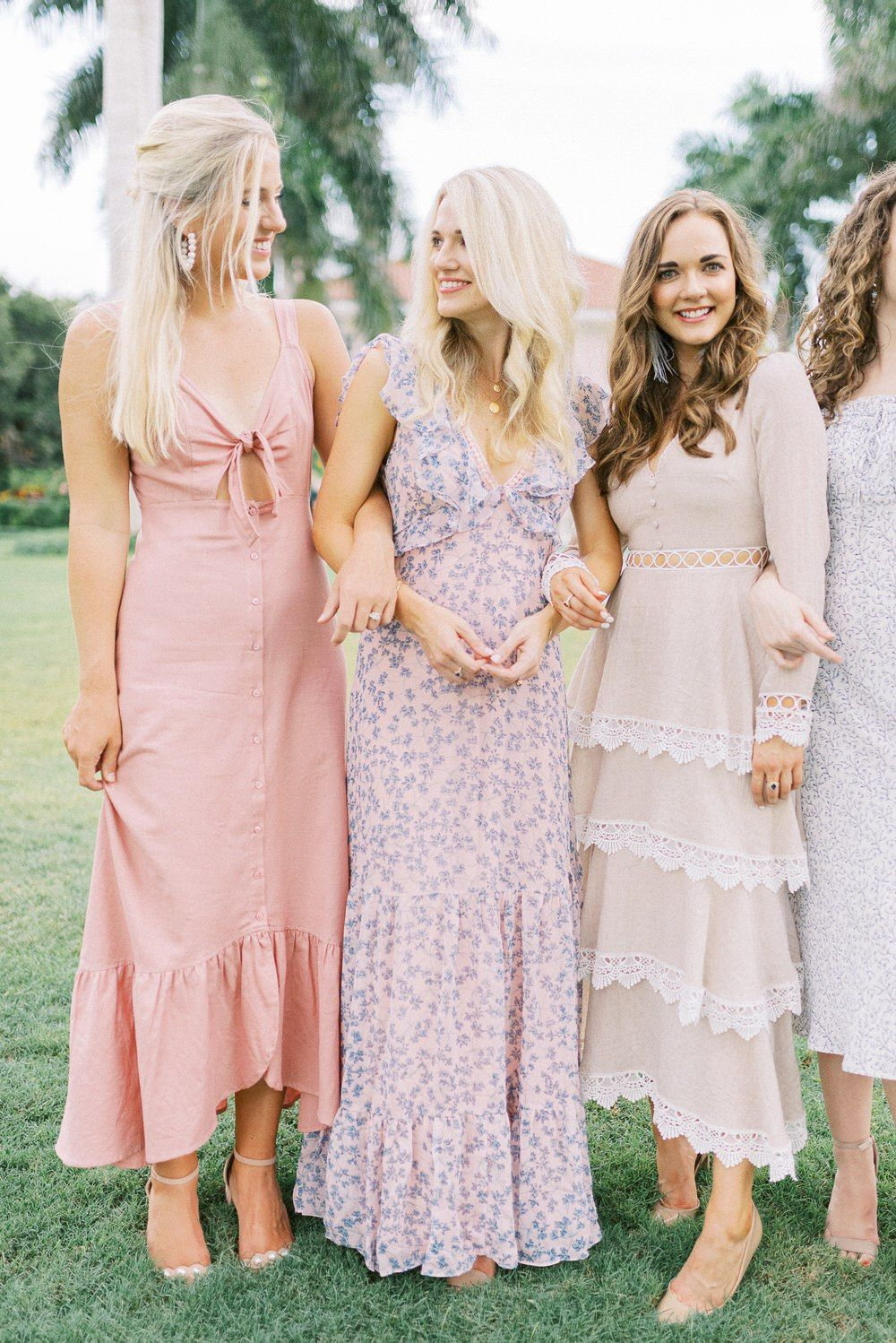 What Should You Wear To A Bridal Shower As A Guest Dress For The Wedding Bridal Shower Attire Bridal Shower Guest Outfit Bridal Shower Dress [ 1147 x 768 Pixel ]