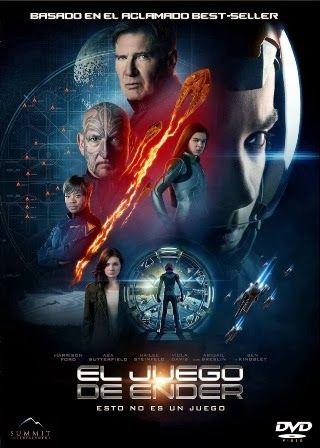 Historias Imaginarias Cine El Juego De Ender Ender S Game Enders Game Movie Orson Scott Card