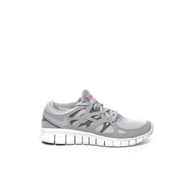 nike free run dames grijs