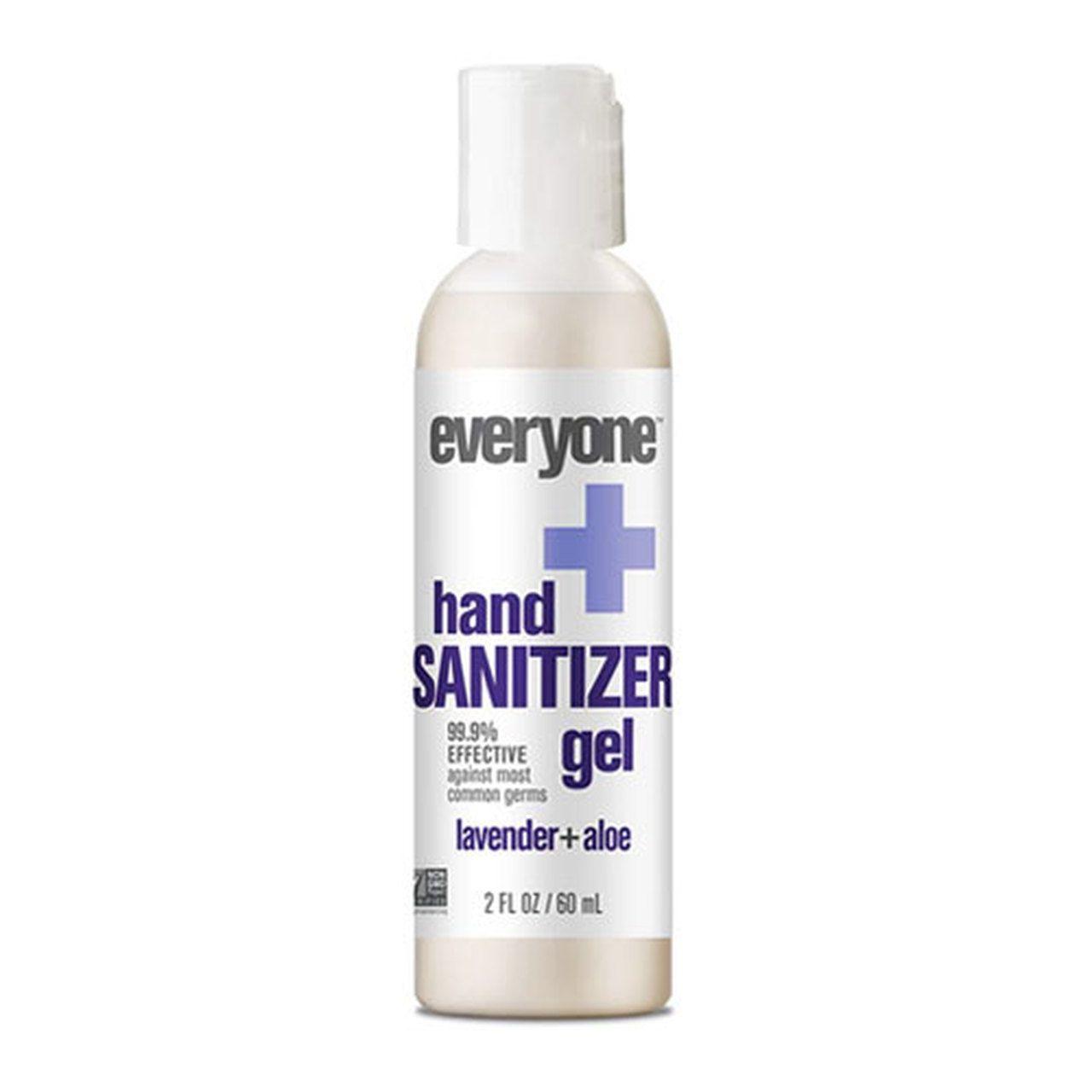 Everyone Hand Sanitizer Gel Lavender Aloe Hello Charlie 6 95