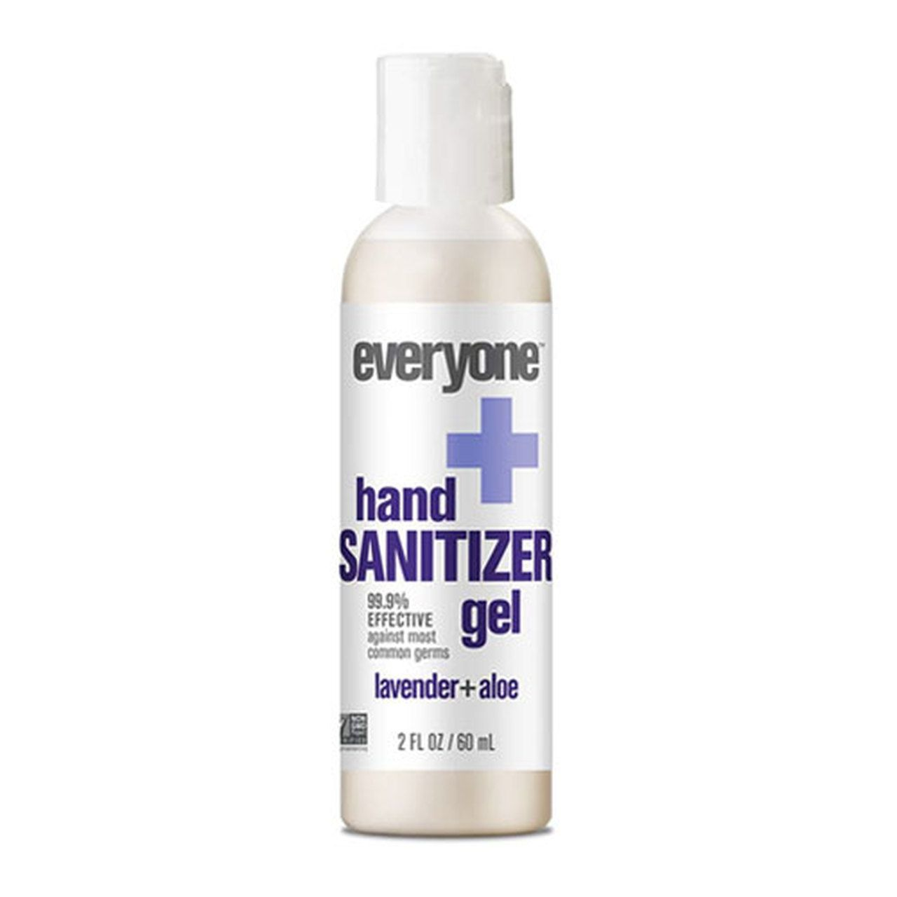 Everyone Hand Sanitizer Gel Lavender Aloe Hello Charlie 6 95