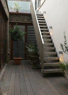 External Metal Staircase   Google Search