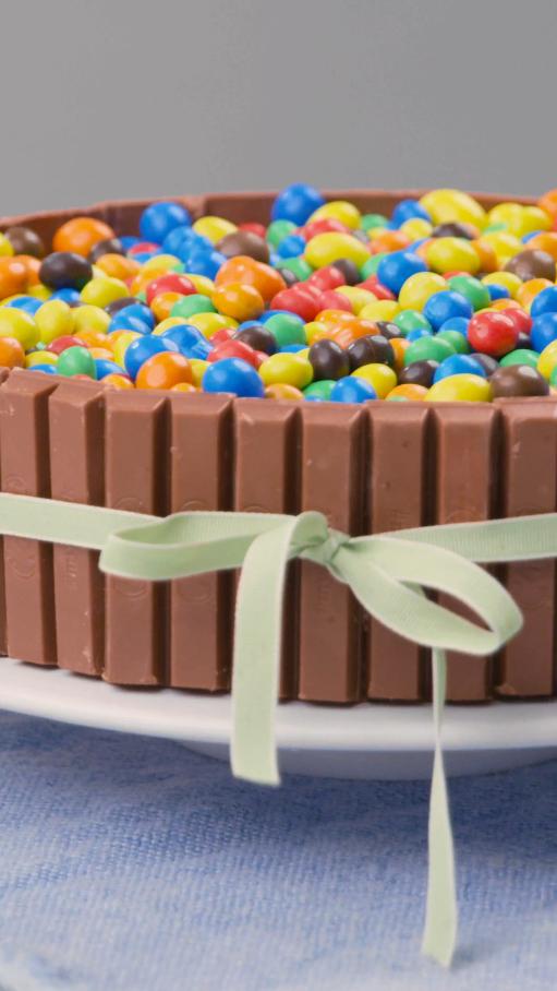 Kitkat-Kuchen