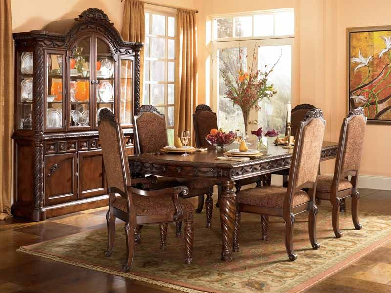 want this: ashley north shore dining room set | for the home, Esstisch ideennn