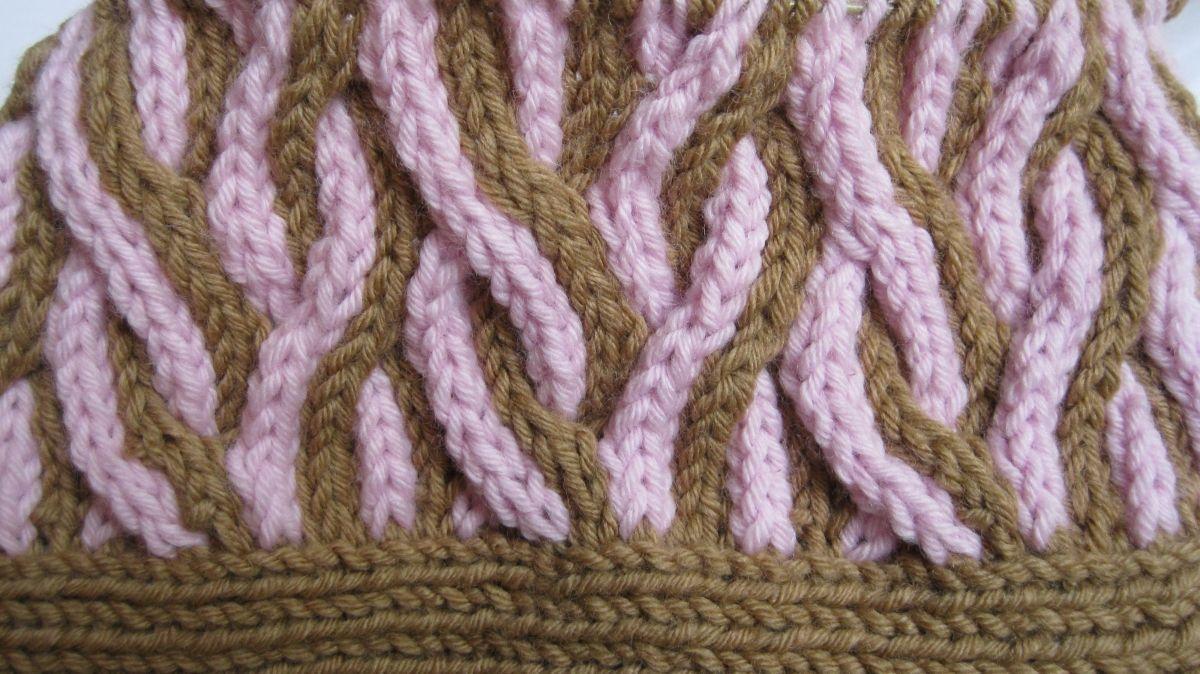 Corkscrew hat kal part 2 interesting two color knit cable corkscrew hat kal part 2 interesting two color knit cable technique bankloansurffo Choice Image
