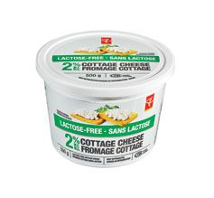 pc lactose free 2 m f cottage cheese low fodmap food products rh pinterest ca is lactaid cottage cheese dairy free cottage cheese lactose free uk