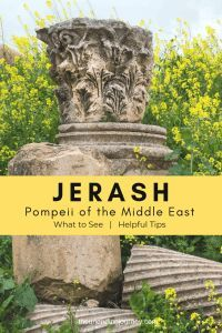 Visiting Jerash - The Pompeii of the Middle East  - MIDDLE EASTERN TRAVEL - #East #Eastern #Jerash #Middle #Pompeii #Travel #Visiting #middleeast