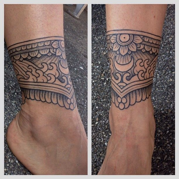 Mehendi Ankle Tattoo #style #shopping #styles #outfit #pretty #girl #girls #beauty #beautiful #me #cute #stylish #photooftheday #swag #dress #shoes #diy #design #fashion #Tattoo