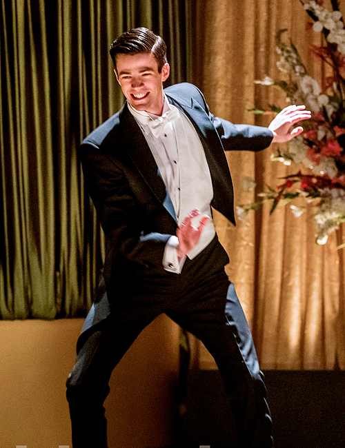 Barry Allen in The Flash/Supergirl Musical Crossover