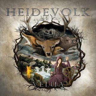 "MUSIC EXTREME: HEIDEVOLK DELIVERS ""VELUA"" #heidevolk #metal #folkmetal #viking #netherlands #arnhem"