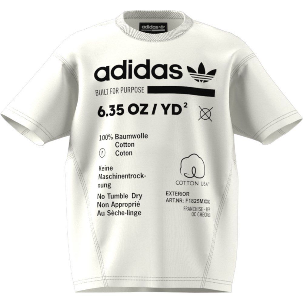 77ab7711 DH3073_adidas T-Shirt J Kaval white_2018_Kids_Cotton_Nuevo (eBay ...