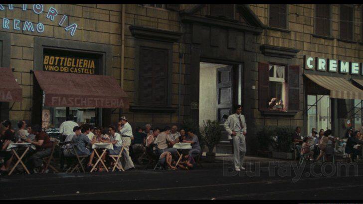 Federico Fellini Roma Blu Ray Movies Cinema Rome