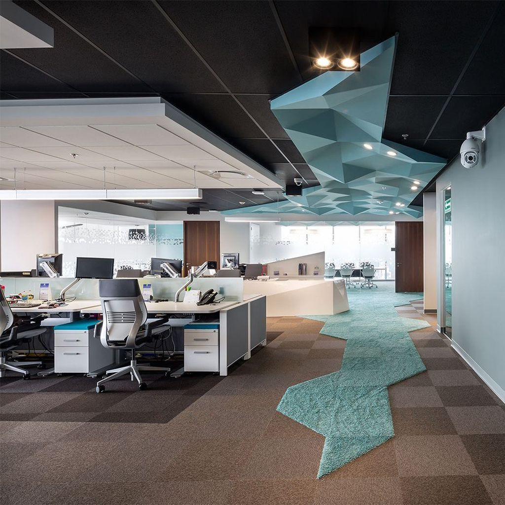 Interior Designmodern Home Office: 35 Gorgeous Modern Office Interior Design Ideas You Never