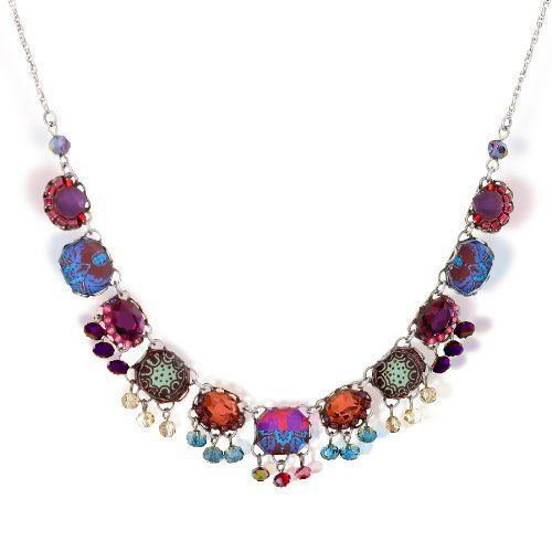Ayala Bar Crushed Berries Necklace, Fall-Winter 2013 The Classic Collection N3142  Price : $152.00 http://www.artazia.com/Crushed-Necklace-Fall-Winter-The-Collection/dp/B00EDLWEGU