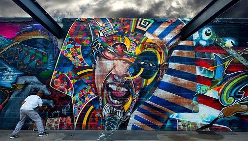 Street Art from the world – Google+