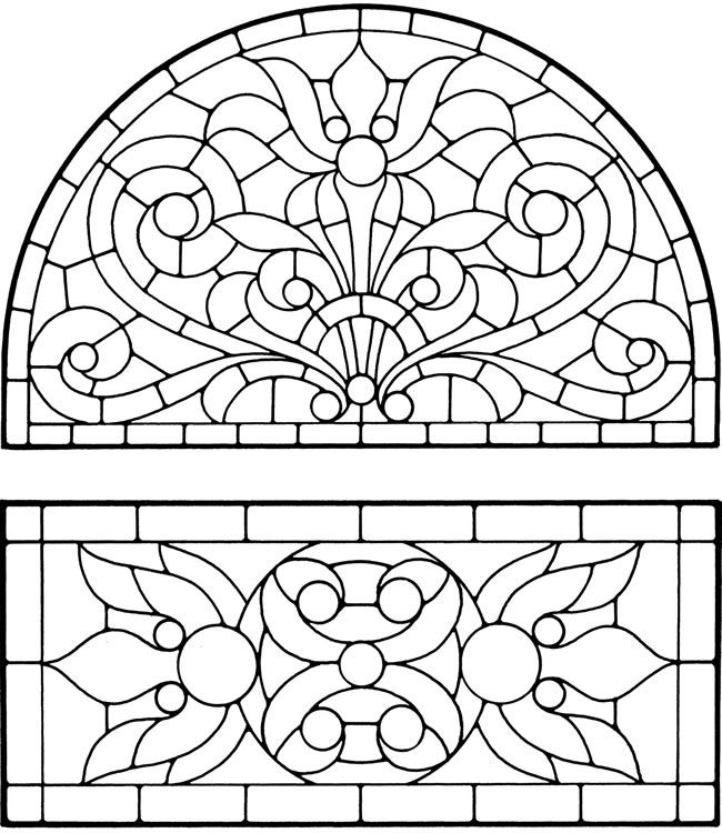 stained glass | Stained Glass | Pinterest | Patrones, Vidrieras y ...