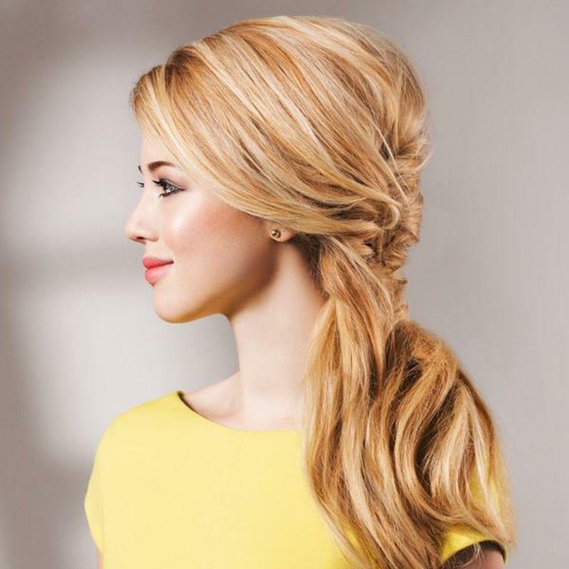 Schnelle Frisuren Für Jeden Tag Die Nur In 3 Minuten Fertig Werden