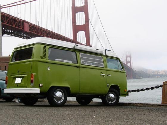 Volkswagen Camper Bus Rentals | My transportation history