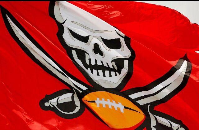 Battle Flag Tampa Bay Buccaneers Tampa Bay Tampa