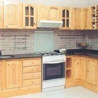 decoracion de cocinas con muebles de pino   Casa Web   muebles de ...