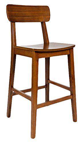 Amazon Com Boraam 33729 Hagen Zebra Series Bar Height Stool 29