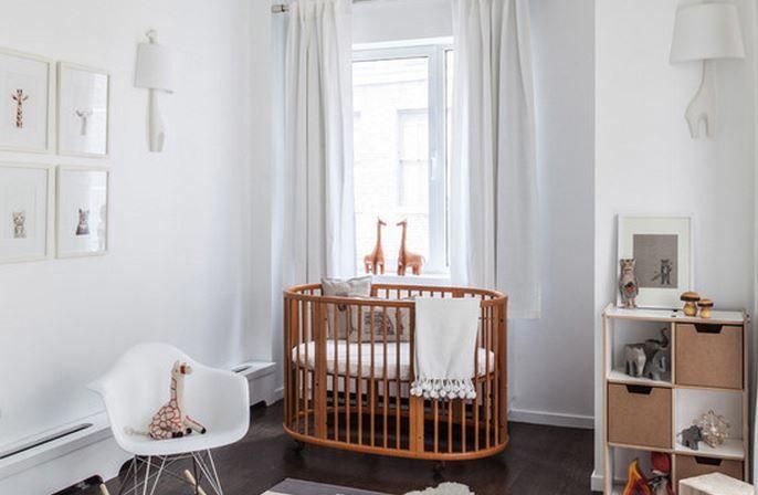 chambre bebe fille moderne 2015 - Chambre Bebe Fille Moderne