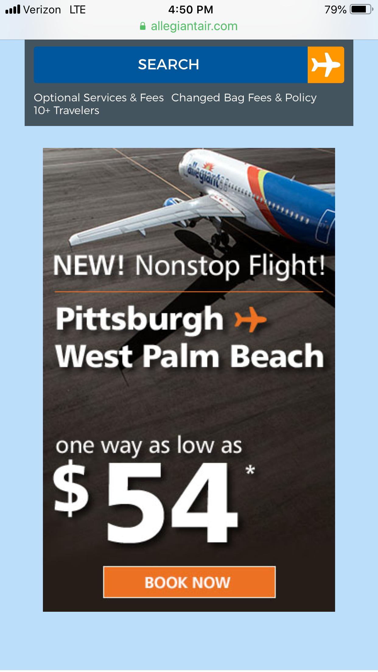 Palm Beach International Airport - Wikipedia