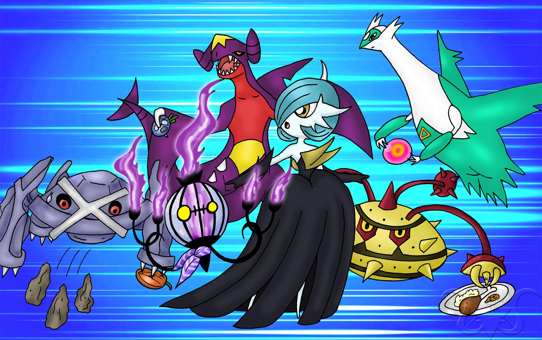Pokemon Showdown Backgrounds   Pokemon showdown, Pokemon ...