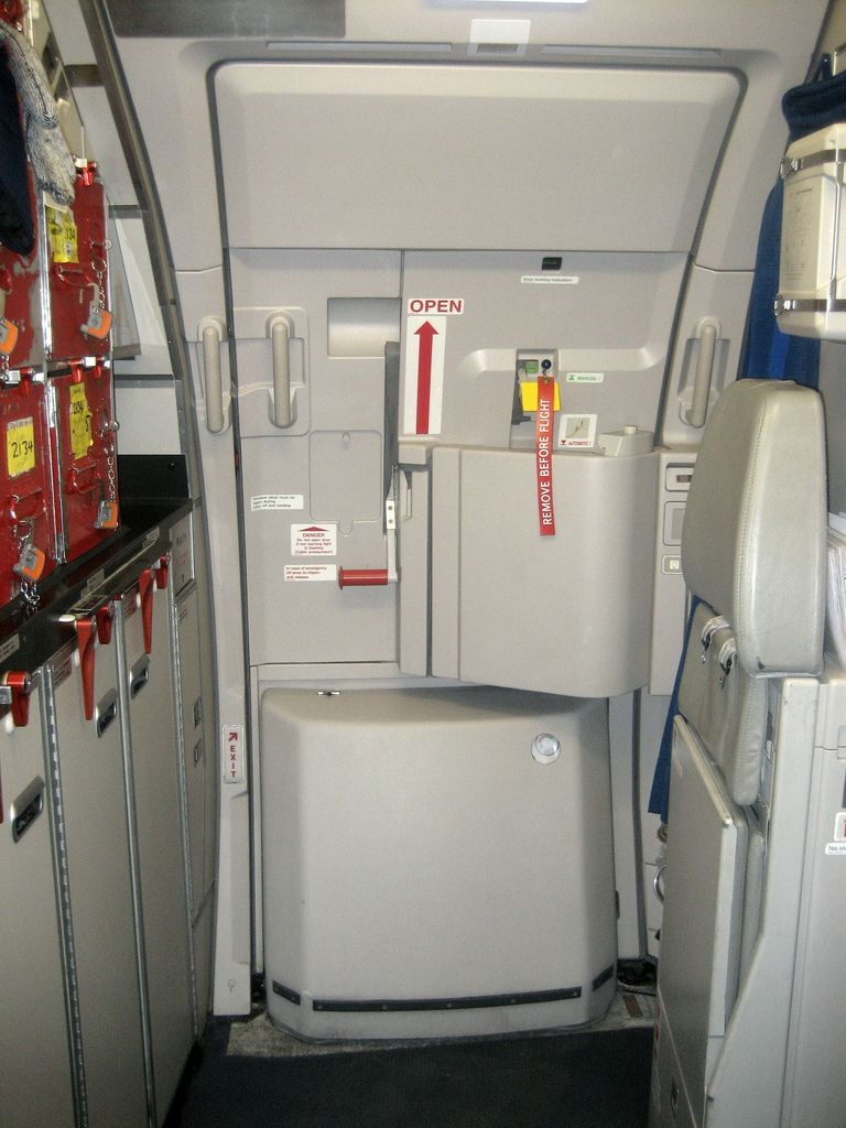 Did You Know That Cabin Crew Are Trained To Know Where To