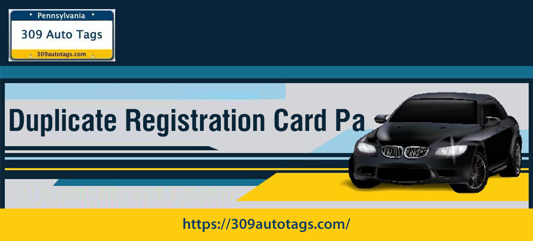 Handling Your Vehicle S Registration Pa Drivers License Registration Personalized License Plates