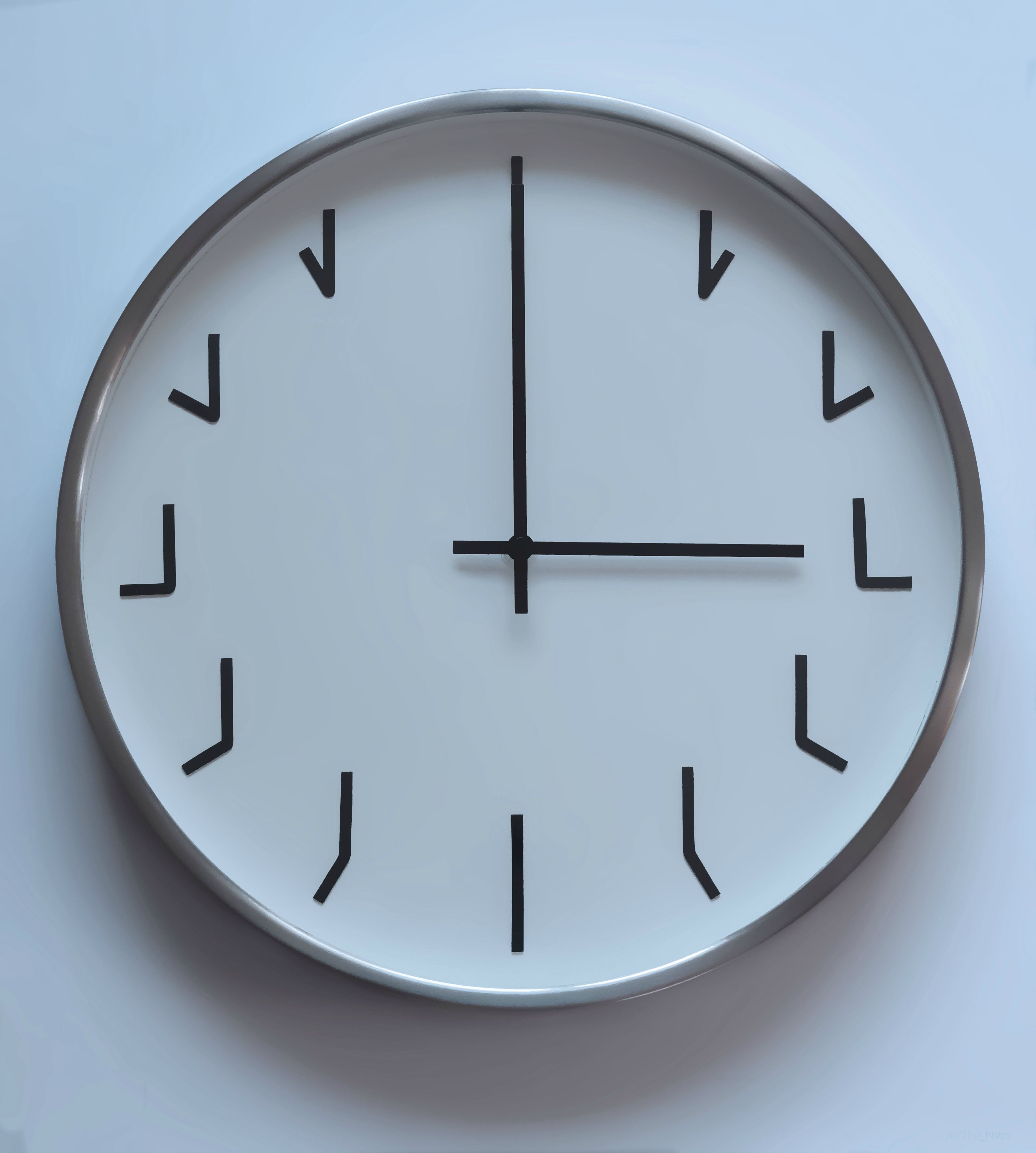 Redundant Clock this does my head