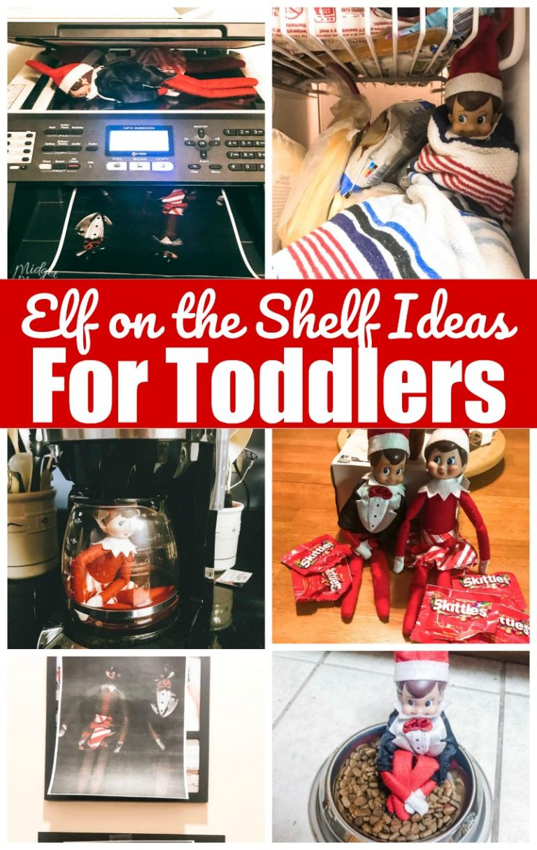 Elf on the Shelf Ideas for Toddlers #elfontheshelfideasfortoddlers Elf on the Shelf Ideas for Toddlers #elfontheshelfideasfortoddlers
