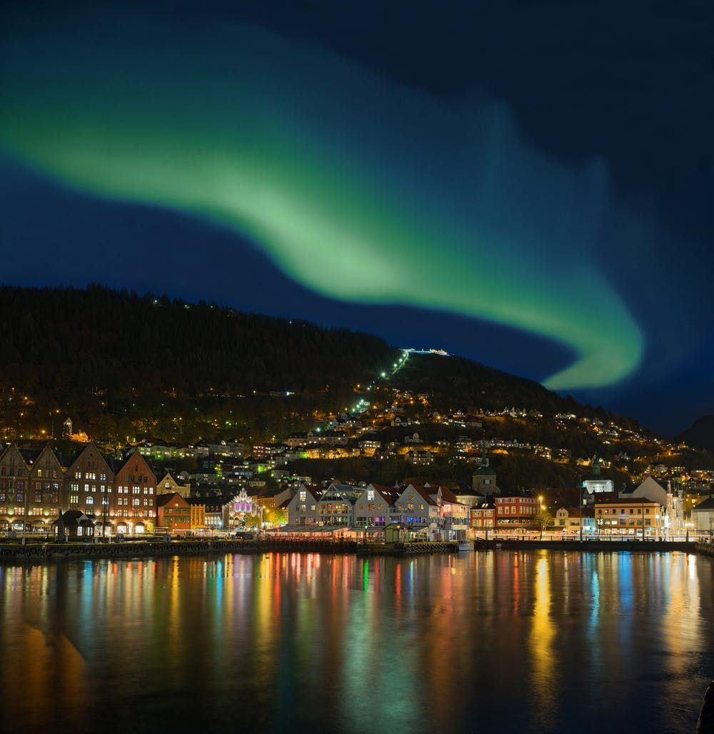 Can You See Northern Lights Bergen Norway