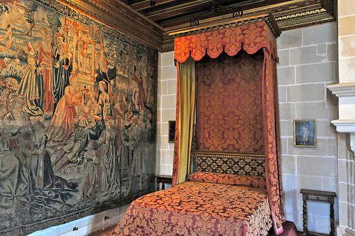 Chateau de Chenonceau interior | European Castles | Pinterest ...