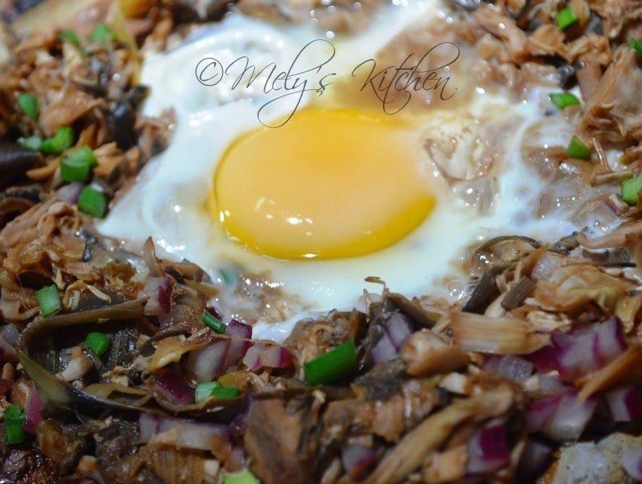 Sisig na Puso ng Saging - Mely\'s kitchen | Filipino | Pinterest ...