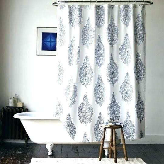 Unique Shower Curtain Ideas 2019 Bathroom Shower Curtain Ideas Jeanvillevieille Medallion Shower Curtain Cool Shower Curtains Blue Shower Curtains