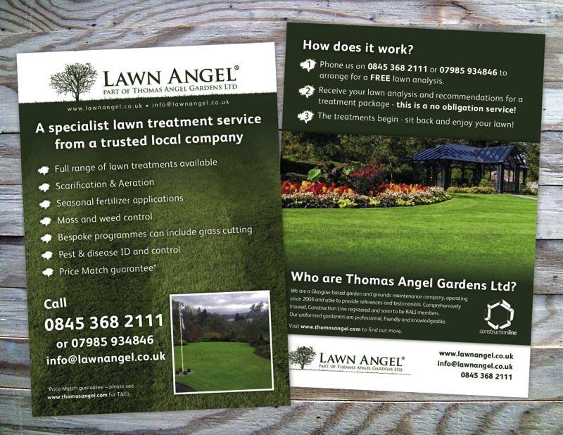 Thomas Angel Gardens Ltd - Vickers Creative - Glasgow ...
