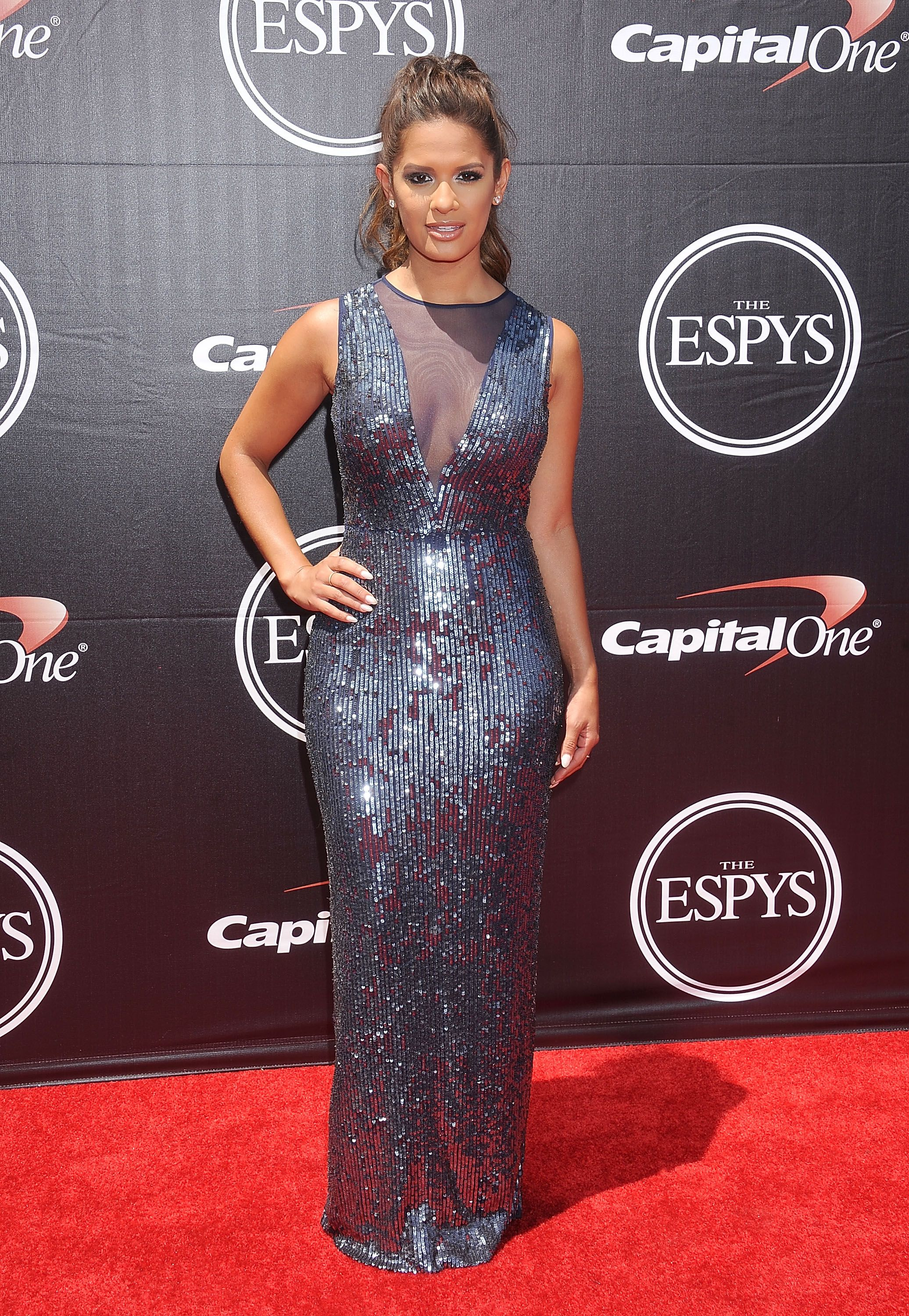 See What Caitlyn Jenner, Britney Spears, Halle Berry, and More Wore to the ESPY Awards  - ELLE.com