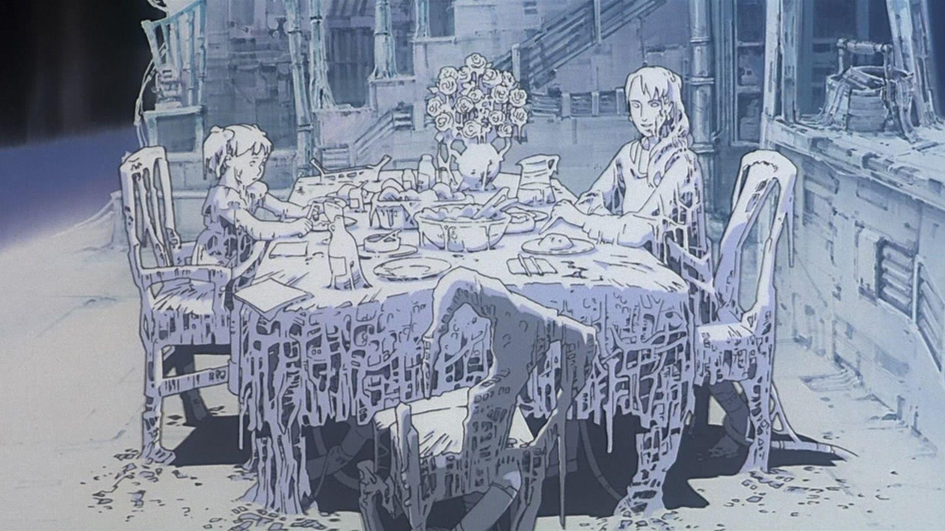 Memories Satoshi Kon Anime Pinterest Satoshi Kon Anime And