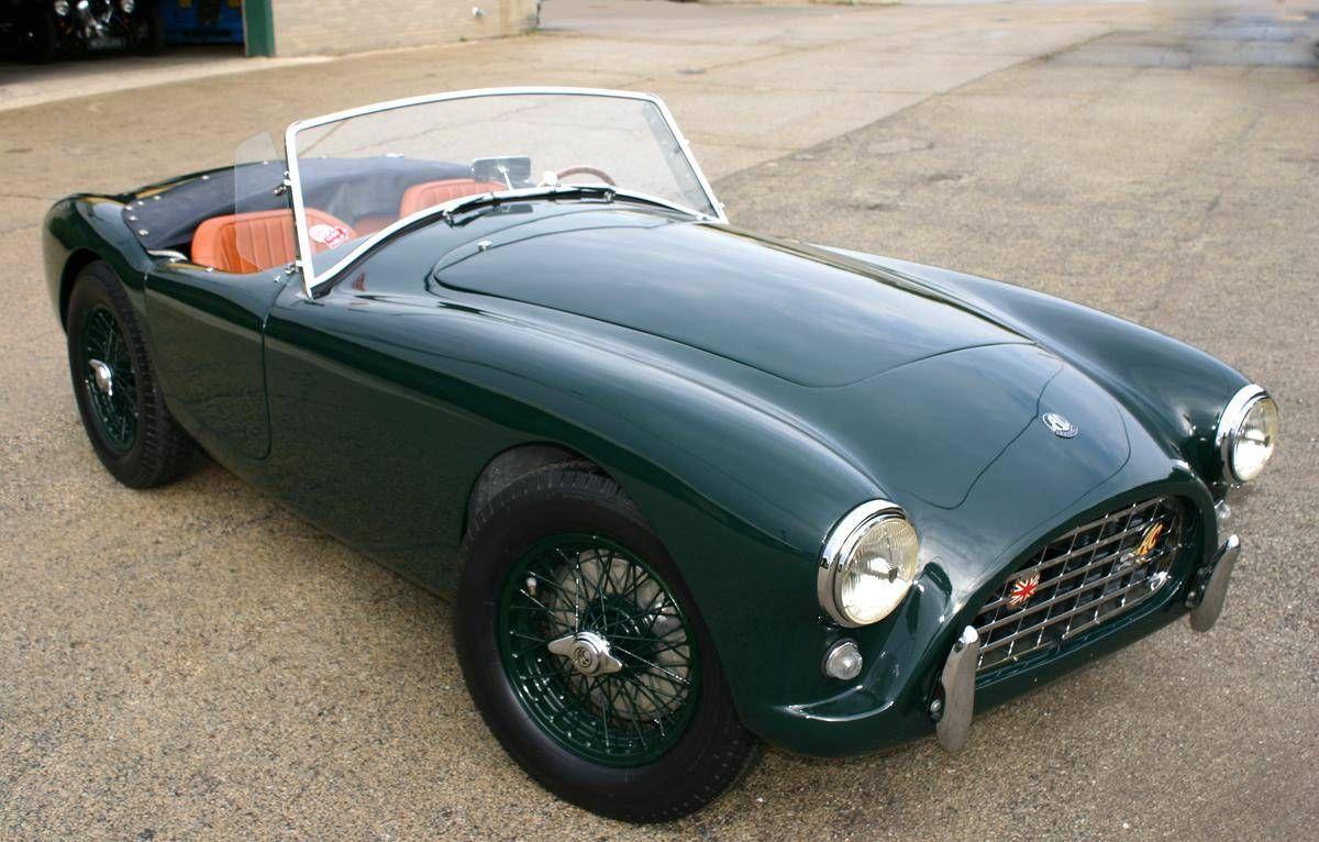 1957 AC AceBristol Classic cars, Bristol cars
