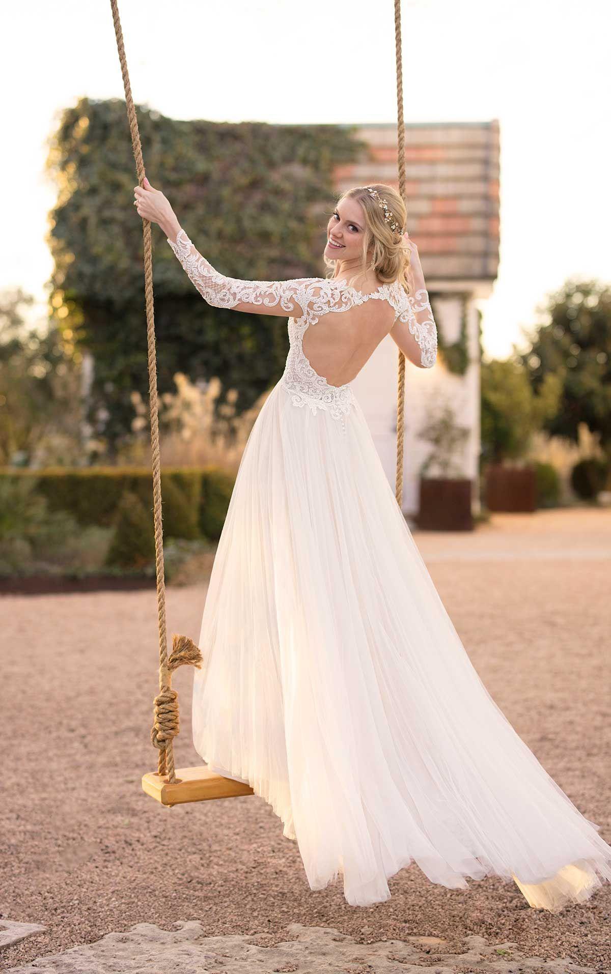 Boho Wedding Dress with Empire Waist Wedding Ideas Pinterest
