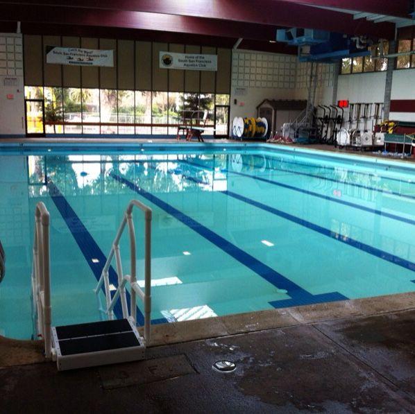 Indoor Swimming Pool Lessons: Orange Park Memorial Pool