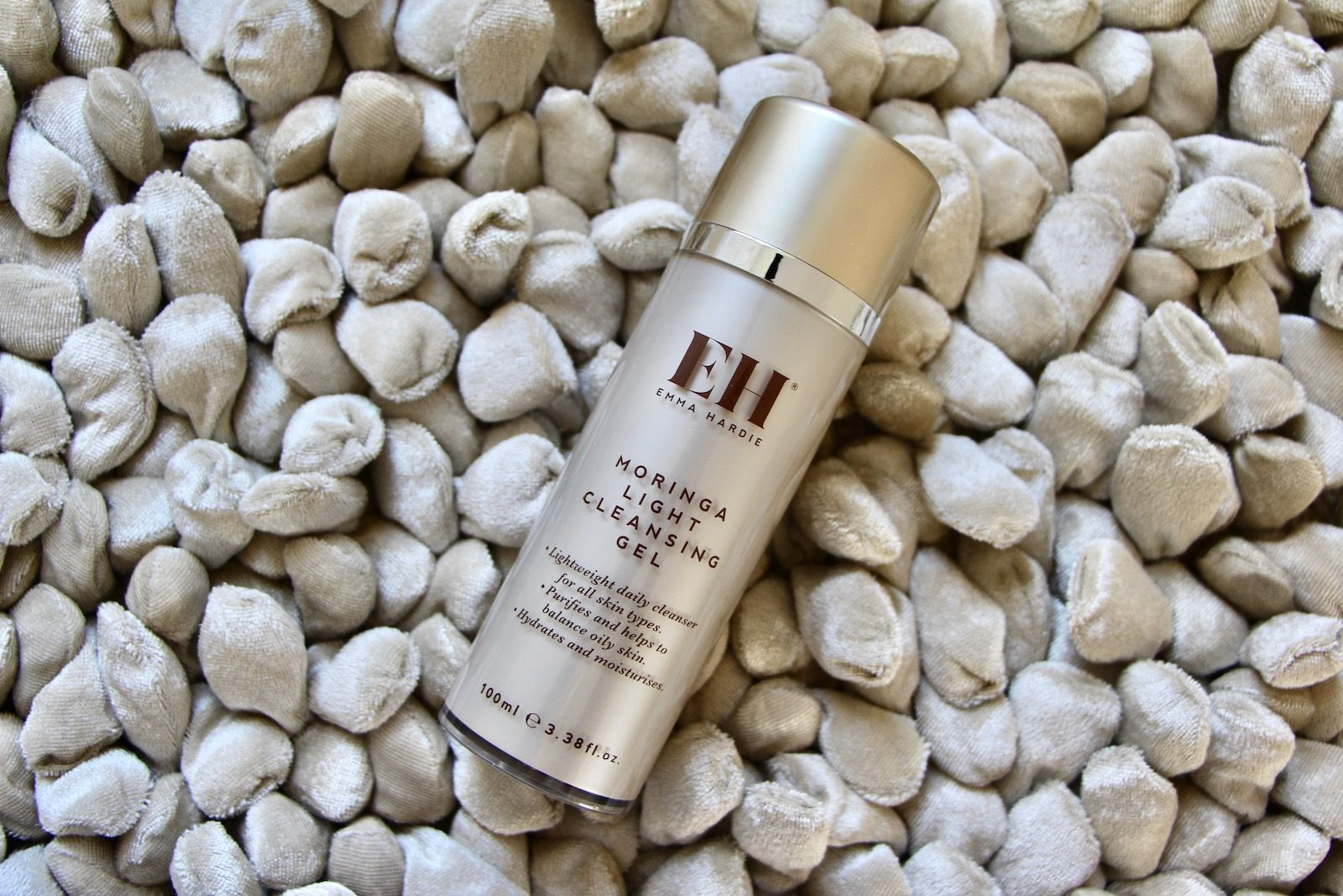 Skincare Review Emma Hardie Moringa Light Cleansing Gel